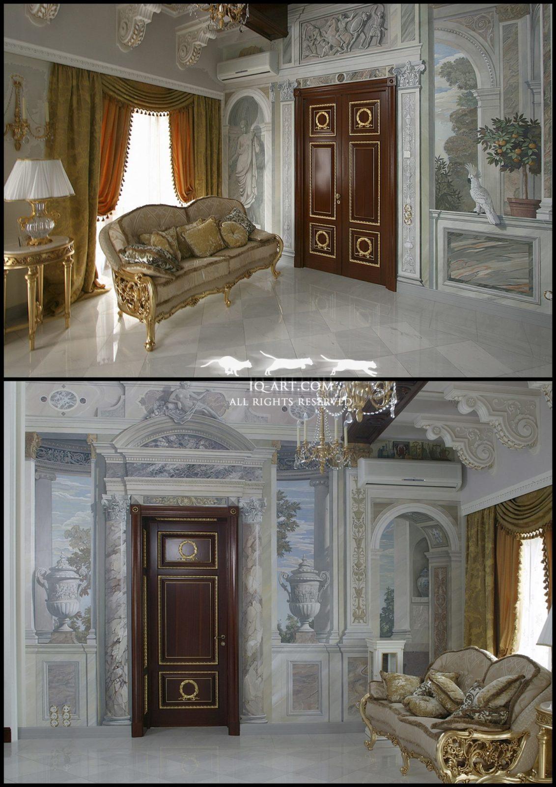 30 art interiors