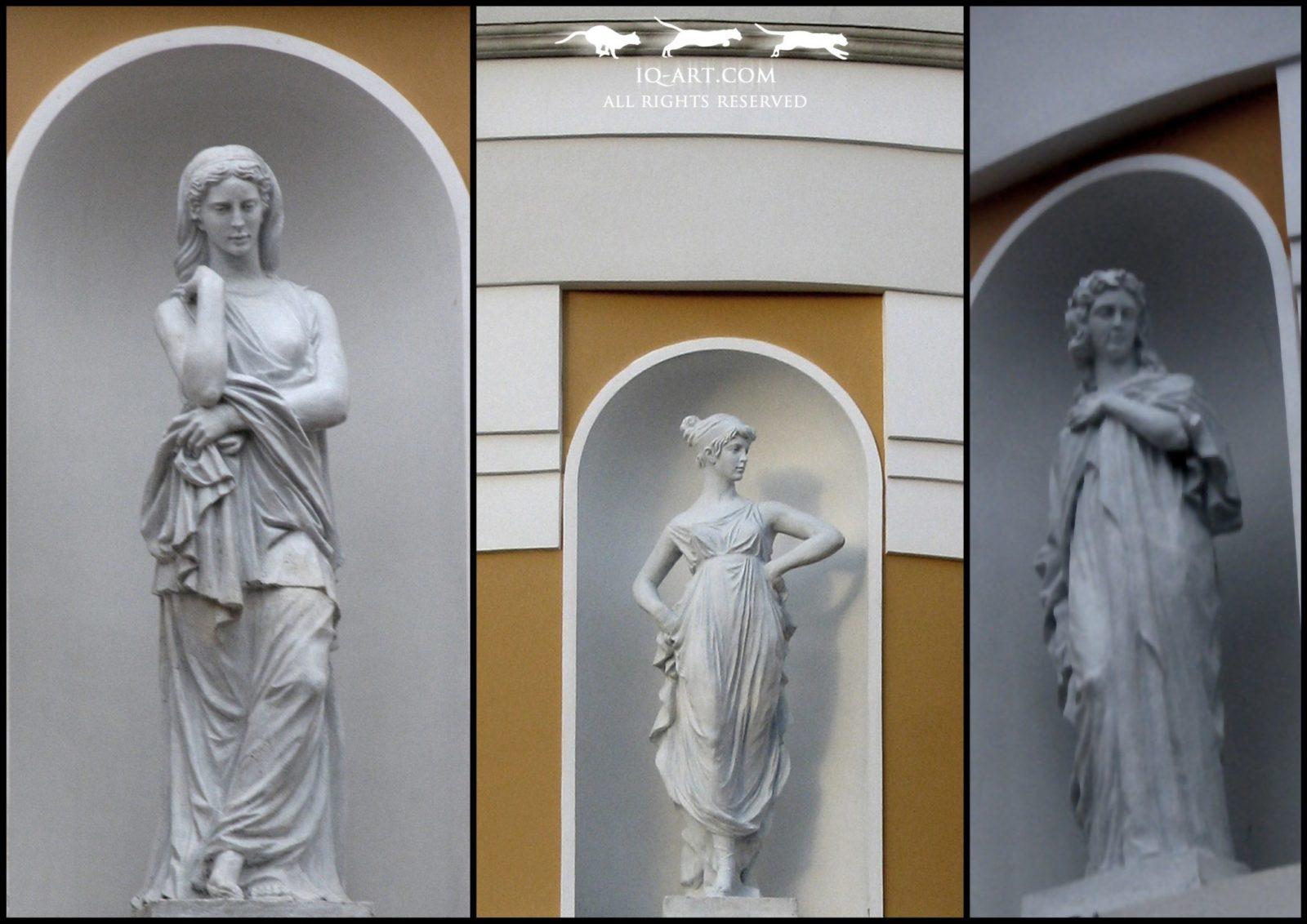9sculptures_reliefs